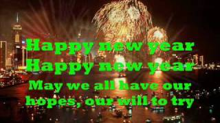 ABBA / Happy New Year - Sing along!