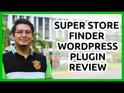 Super Store Finder Wordpress Plugin Review