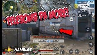 TELEBOMB GAMING!! WAG NA KAYU MAG ROS!! (Rules of Survival: Battle Royal)