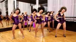 Dev – The Night Is Young HIGH HEELS / STRIP-DANCE CHOREO