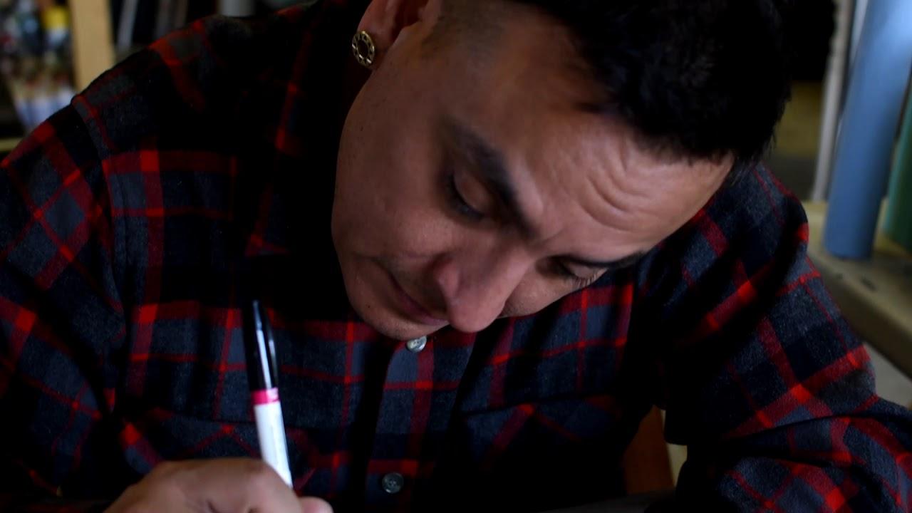 Collaborate with Denver-based Artist Victor Escobedo for Día de los Muertos