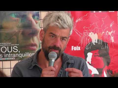 Bernard Mulliez, Parcours Filmique (Résistances 2018)
