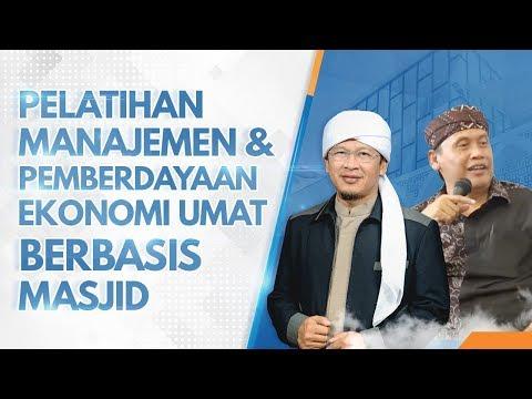 Tausiyah Aagym terbaru |  Pelatihan Manajemen & Pemberdaya Ekonomi Umat Berbasis Masjid [23-02-19]