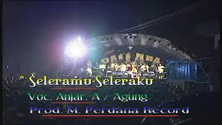 Seleramu Seleraku - Anjar Agustin / Agung - New Pallapa 2007