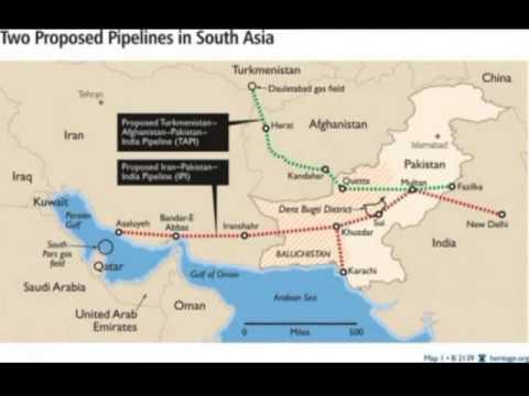 PAKISTAN-IRAN GAS PIPELINE AND U.S.PRESSURE-DR. FAROOQ HASNAT-VOA RADIO
