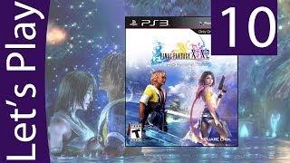 Final Fantasy 10 Walkthrough Commentary [Let's Play FF10] HD - Sinspawn Geneaux - Part 10
