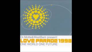 Love Parade 1998 One World One Future MIX 2017