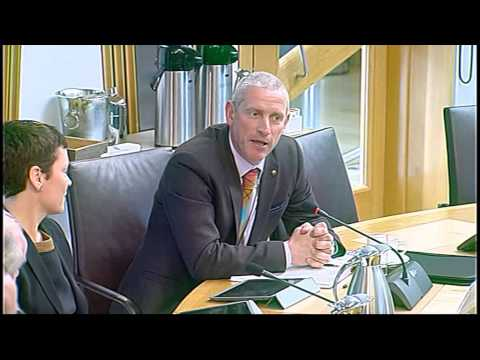 European and External Relations Committee - Scottish Parliament: 11th June 2015