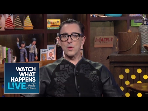Alan Cumming on Monica Lewinsky | WWHL