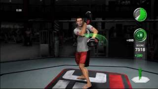 "UFC PERSONAL TRAINER ""Rashad Evans Takes On UFC Personal Trainer"""