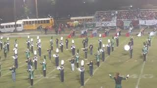 2019 Grassfield Marching Grizzlies with Great Bridge Marching Band and GB Middle School Band
