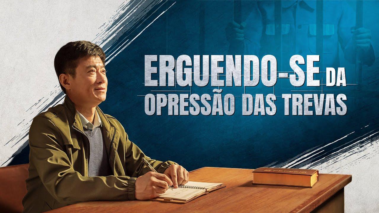 """Testemunho evangélico 2020 """"Erguendo-se da opressão das trevas"""""""