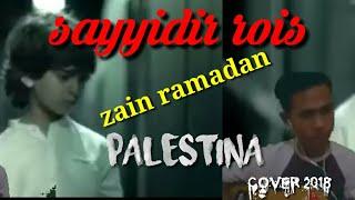Reaction+guitar cover zain ramadhan 2018 (sedih banget)