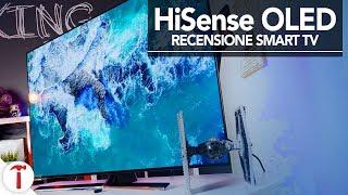 HiSense Smart TV H55O8B Recensione
