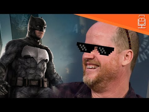 Joss Whedon Takes a Swipe at Justice League in The Film