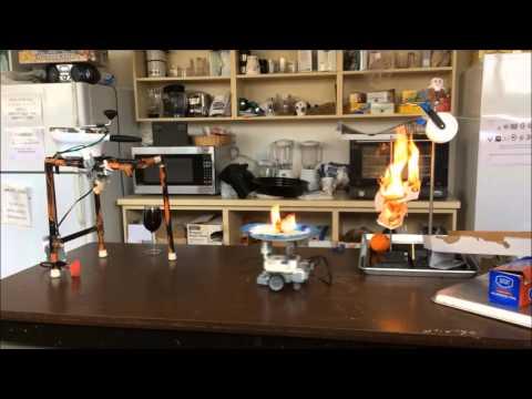 Technion Rube Goldberg Machine Contest JCDS Boston Jewish Community Day School Finalist