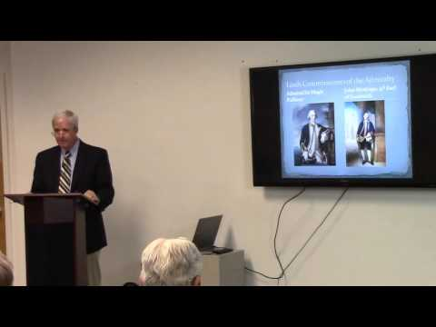 8 Bells Lecture | Dennis Conrad: Naval Warfare in the American Revolution