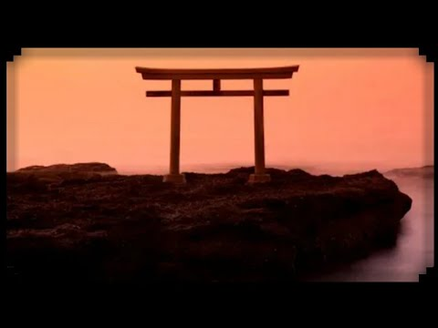 Minecraft How To Make A Japanese Gate Torii Youtube