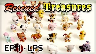 Rescued Treasures ♥ Episode 1 - Littlest Pet Shop / LPS
