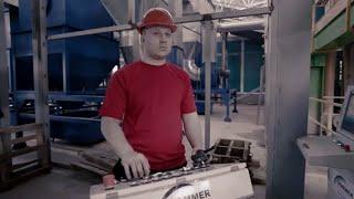 Создание ролика Бетон. Производство.(Создание ролика Бетон. Производство. Завод по производству бетонных конструкций в Серпухове. Съемка на..., 2015-01-18T17:12:18.000Z)