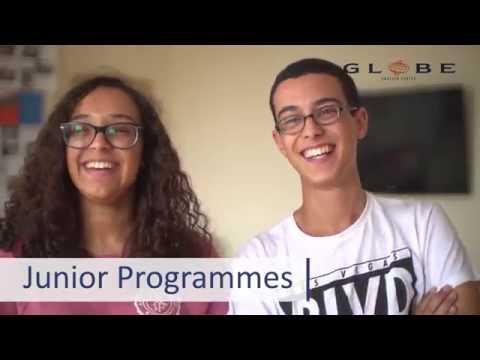 English school - Junior courses - Globe English Centre