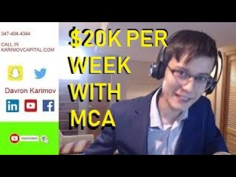 five-ways-to-generate-$20k/week-from-your-merchant-cash-advance-business