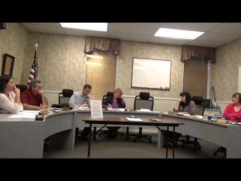 Plain City, Ohio Planning & Zoning Meeting  - April 15th, 2015