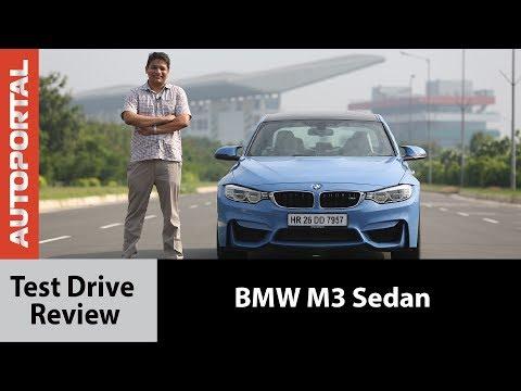 BMW M3 Test Drive Review - Autoportal