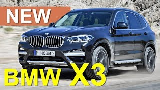 BMW X3 2018 - ОБЗОР Александра Михельсона - NEW BMW X3 2017 REVIEW
