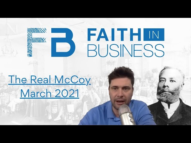 The Real McCoy | Living Authentically
