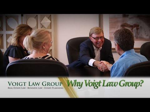Voigt Law Group Sarasota FL | Real Estate, Business Law and Estate Planning