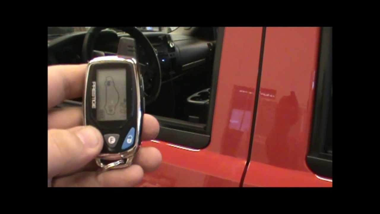 remote starter install 2011 red chevy pk prestige aps 997c youtube rh youtube com Garage Door Installation Manual Installation Guide