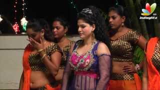 Repeat youtube video Khatham Khatham Tamil Movie | Hot Item Songs Making | Tharika Unseen Video | Shooting Spot