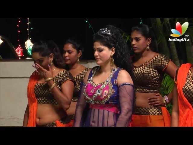 Khatham Khatham Tamil Movie | Hot Item Songs Making | Tharika Unseen Video | Shooting Spot