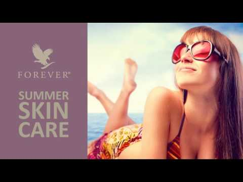 Aloe Vera Skin Care Training for the Summer