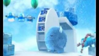 Ice Monster - Happy Monster Thumbnail