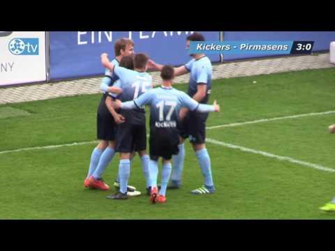 33. Spieltag: SV Stuttgarter Kickers vs FK Pirmasens - Spielbericht+Interviews
