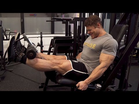 Good Old Leg Workout - Arnold Classic Prep!