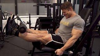 Good Old Leg Workout - Arnold Classic Prep!