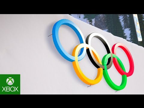 Steep: Road to the Olympics Expansion: E3 2017 Official World Premiere Trailer