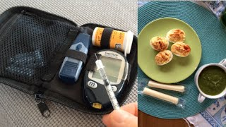 Day in the Life of a Low Carb T1Diabetic (Pregnancy Edition)