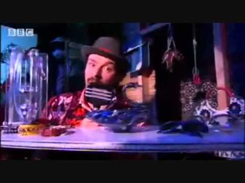 Top 10 Mighty Boosh Songs