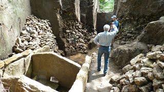 На Кавказе найдены самые древние в мире артефакты(Археологический памятник