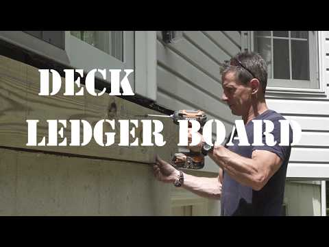 how-to-build-a-deck:-attaching-the-ledger-board