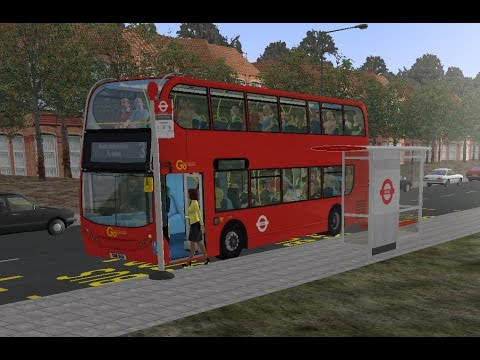 OMSI 2  London, Route 3: Crystal Palace to Kennington  Citybus 400R