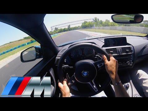 BMW M2 DRIFT Acceleration & Sound POV on Hungaroring w/ DTM Driver