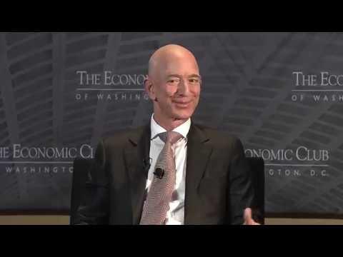 Jeff Bezos, CEO