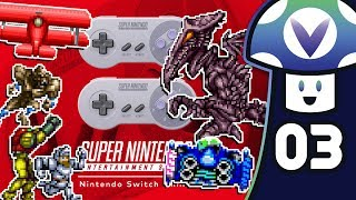 [Vinesauce] Vinny - Nintendo Switch Online: SNES Games (PART 3)