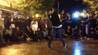 Final Bgirl Battle @ Beat Swap Meet Orange County