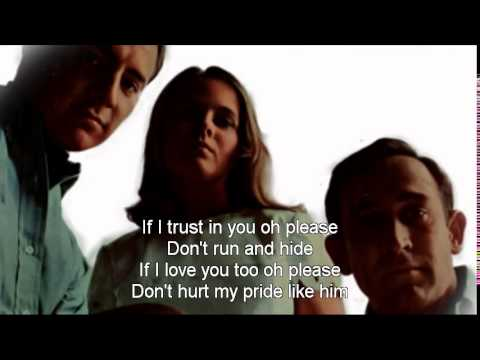 The Pozo Seco Singers - If I Fell (with lyrics)